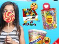 Súťaž o box plný sladkostí