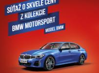 Súťaž o cool model auta BMW M340i xDrive