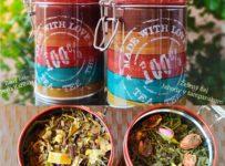 Súťaž o dózičky s čajom Perla Karibiku a Jahody v šampanskom