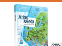 Súťaž o hovoriacu knihu ATLAS SVETA