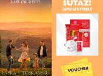 Súťaž o kozmetický balíček značky Dermacol a vstupenky do kina