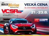 Súťaž o lístky na VCSR
