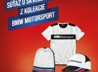 Súťaž o originálnu sadu z kolekcie BMW MOTORSPORT