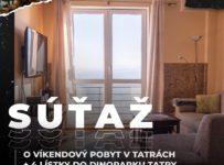 Súťaž o pobyt v Tatrách a vstupenky do Dinoparku Tatry