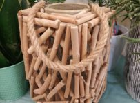 Súťaž o tri drevené svietniky