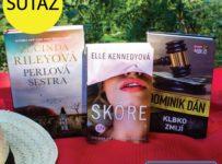 Súťaž o tri knihy