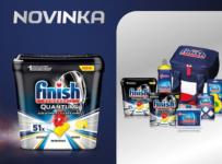 Súťaž s Finish o termotašku plnú výrobkov Finish