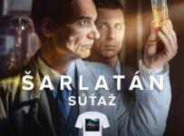 Súťaž so CinemArt a filmom Šarlatán o 3 tričká