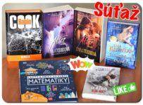 Vyber si knihu od Bux.sk a vyhraj