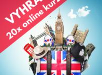 Vyhraj 20x prístup do online kurzu anglickej gramatiky
