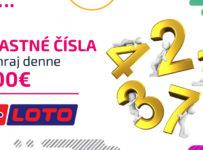 Vyhraj denne 300 € od Tiposu