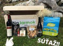 Vyhrajte balík z truhlice Slovenský poklad
