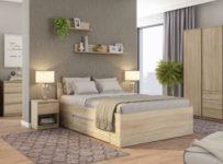 Vyhrajte posteľ Carlos od firmy ASKO – NÁBYTOK
