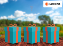 Súťaž o fľaškový postrekovač Gardena