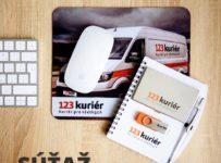 Súťaž o darčekový balíček 123kurier.sk