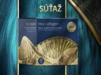 Súťaž o 2 balenia 100% morského kolagénu Inca Collagen