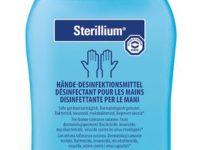 Súťaž o 3x Sterillium 100 ml