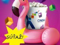 Súťaž o 4 lístky do kina CINEMAX PREŠOV