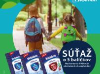Súťaž o 5 balíčkov Marťankovia PROimun obohatených o betaglukány