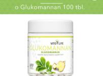 Súťaž o Glukomannan 100 tbl.