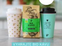 Súťaž o Tchibo pohár a balíček zrnkovej BIO kávy