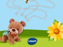 Súťaž o VTech Lezúceho medvedíka