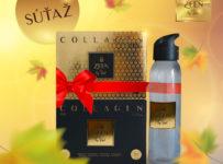 Súťaž o Zeen Collagen zlatý aj čierny + fľaška