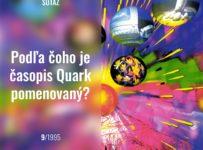 Súťaž o archívne DVD časopisu Quark