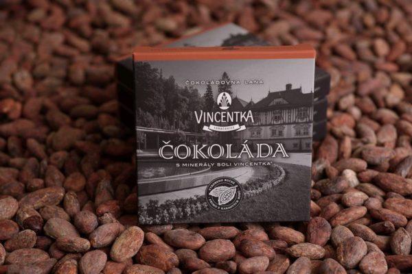 Súťaž o balíček čokolád VINCENTKA