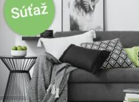 Súťaž o balík vankúšov a deky z trendu Lime Affaire od Möbelix