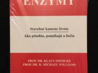 Súťaž o knihu Enzýmy - stavebné kamene života