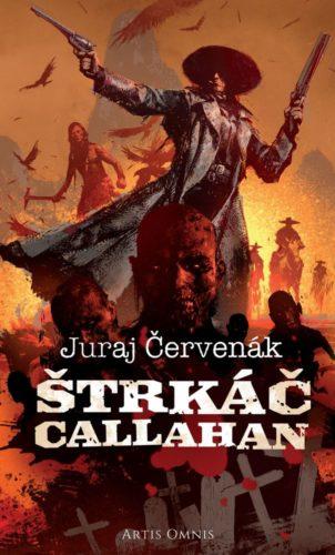 Súťaž o knihu Juraja Červenáka Štrkáč Callahan