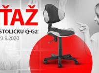Súťaž o modernú detskú stoličku Q-G2