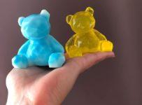 Súťaž o mydielka voňavých medvedíkov
