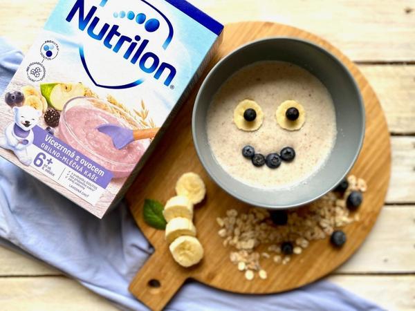 Súťaž o novú kolekciu prémiových kaší Nutrilon