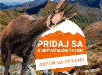 Súťaž o pobyt v Tatrách pre 2 osoby s raňajkami a vstupom do wellness