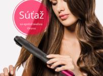 Súťaž o pomocníka na úpravu vlasov 2 v 1 Orava Tenera