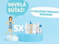Súťaž o produkty BIODERMA ATODERM