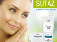 Sútaž o produkty Vital Pharma