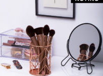 Súťaž o sadu luxusných štetcov Notino Wooden Collection
