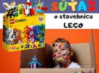 Súťaž o stavebnicu LEGO