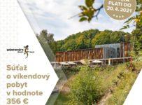 Súťaž o víkendový pobyt pre 2 osoby v Hoteli SALAMANDRA **** v Štiavnických vrchoch