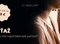 Súťaž o voucher v hodnote 40€ do ELNINO.SK