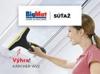Súťaž s BigMat o KARCHER WV2