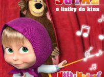 Súťaž s filmom Máša a medveď: Mášine pesničky