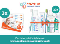 Vyhrajte balíček ústnej hygieny v hodnote 40 €