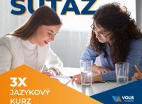 Vyhrajte jeden z troch jazykových kurzov v hodnote 120€