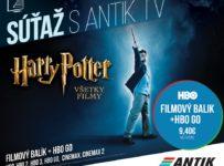 ANTIK súťaž s Harry Potterom