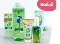 Súťaž o 10 balíčkov Garnier BIO od Teta drogérie