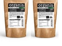Súťaž o 2 x ORGANIS Chlorella prášok BIO 100 g